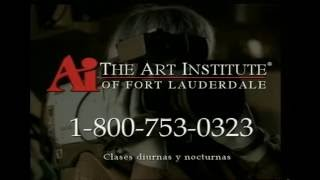 Art Institute of Fort Lauderdale Video Production Commercial (Spanish)