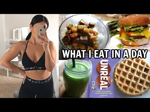 WHAT I EAT IN DAY TO LOSE WEIGHT!