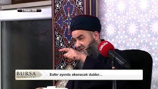 Cübbeli Ahmet Hocaefendi ile Bursa Sohbeti 3 Kasım 2018