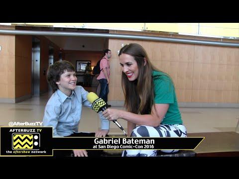 Gabriel Bateman American Gothic at San Diego ComicCon 2016