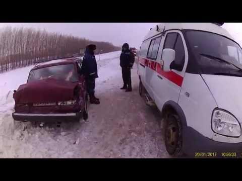 ДТП на границе Мордовии и Пензенской области