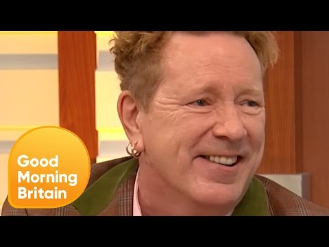 Johnny Rotten Defends Donald Trump, Sees Him as a 'Possible Friend' | Good Morning Britain