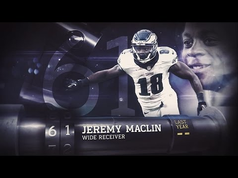 #61 Jeremy Maclin (WR, Chiefs) | Top 100 Players of 2015