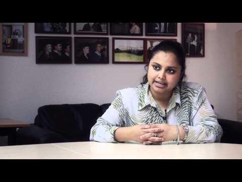Interview Bachelor Student - International Business School Geneva, Switzerland - EU Business School