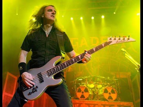 DAVID ELLEFSON On Metal Allegiance Debut Album, Insane Lineup & Touring (2015)