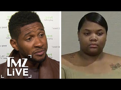 Usher Claims Accuser Isn't His Type | TMZ Live