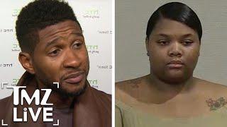 Usher Claims Accuser Isn't His Type | TMZ Live