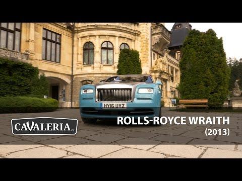 Rolls-Royce Wraith (2013) - Cavaleria.ro