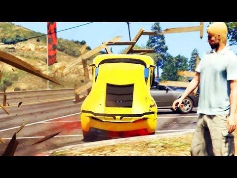 Видео гта 4 приколы и аварии - 39573 - Rumble