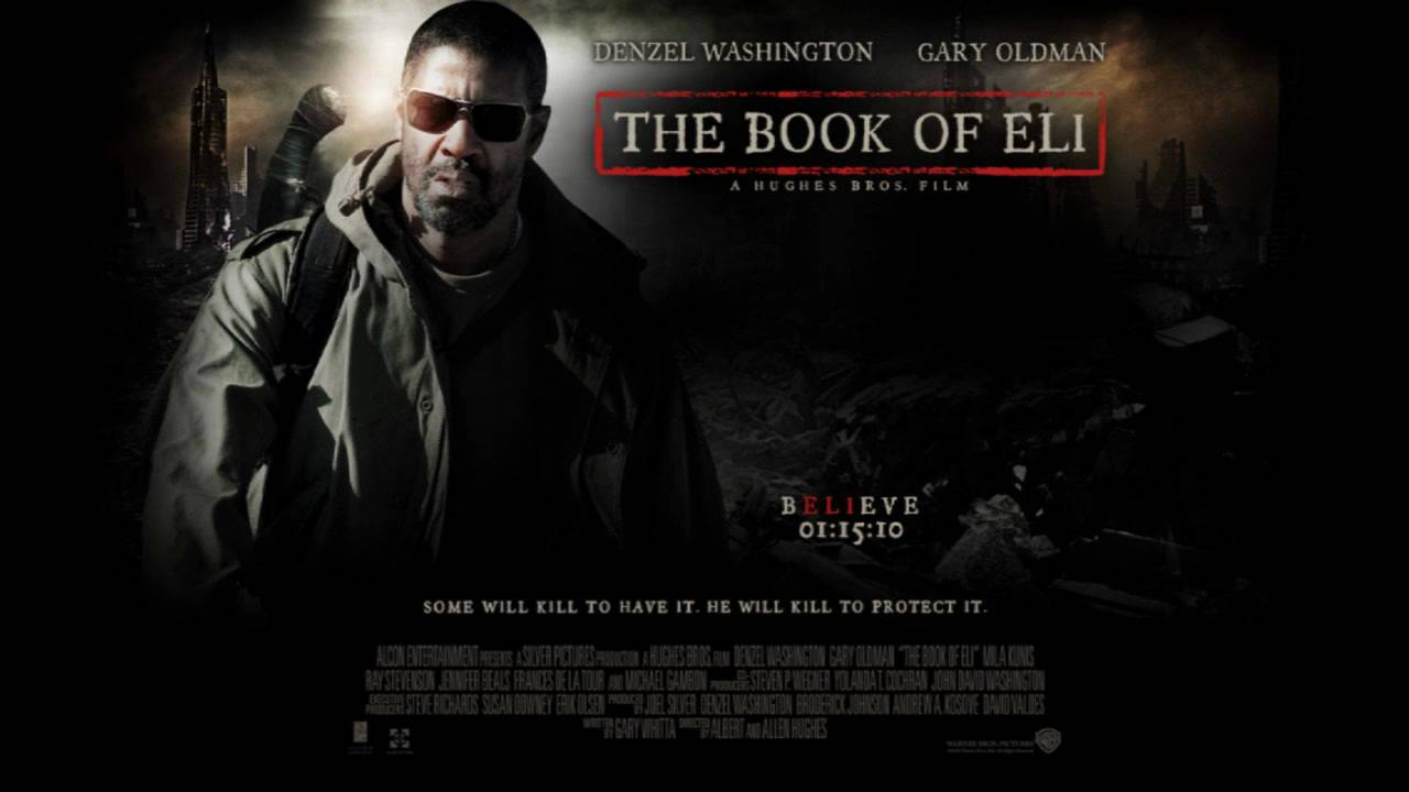 the book of eli soundtrack - the journey - youtube