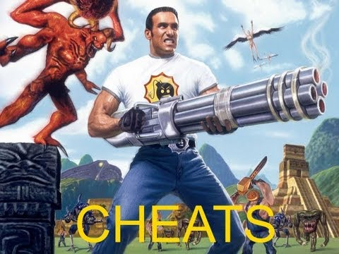Serious Sam How To