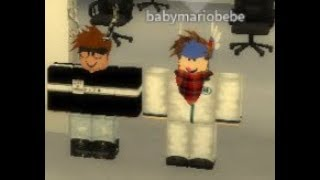 MEETING BABYMARIOBEBE FOR THE FIRST TIME! SAABII HOSTING!! | Roblox Hilton Hotels Training Center.