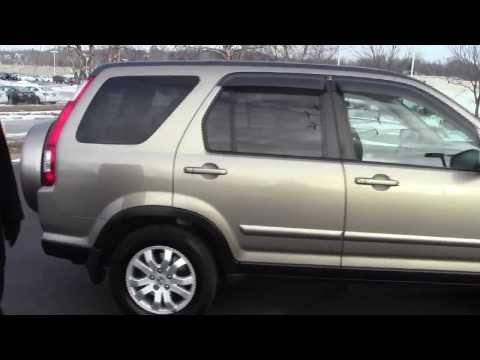 Used 2005 Honda CR-V SE 4wd for sale at Honda Cars of Bellevue...an Omaha Honda Dealer!