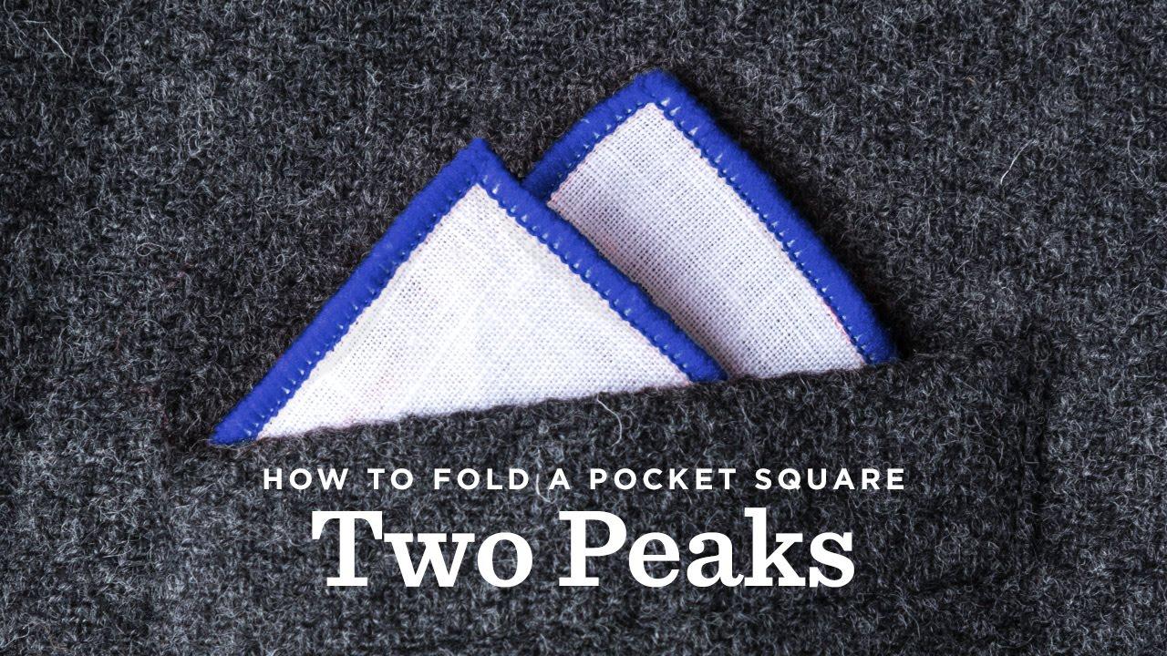 149f0a5e3d0ab How To Fold A Pocket Square Like A Pro | FashionBeans