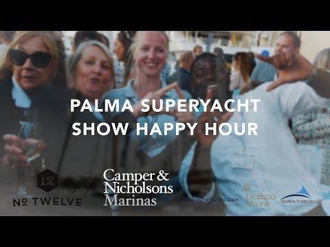 Palma Super Yacht Show Happy Hour