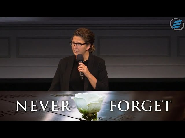 09/13/2020  |  Never Forget  |  Sis. Aimee Myers