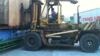 2 x Flat Rack Oakland to Keelung Part 6