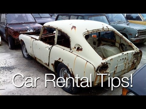 Car Rental Tips - Beware of the deadly Firefly!