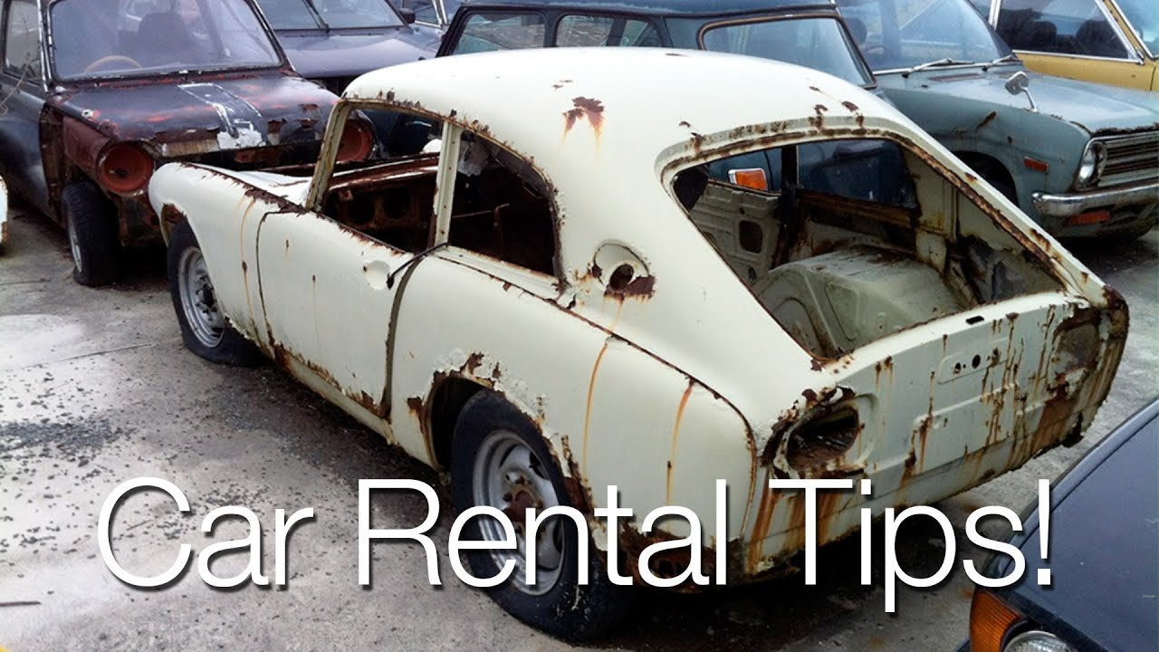 Car Rental Tips  Beware Of The Deadly Firefly!  Youtube