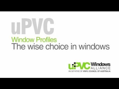 uPVC Window Profiles The wise choice in windows