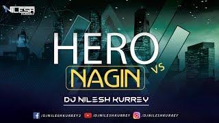 Hero Vs Nagin | Benjo Horn Mix | Dj Music | Part Mix | Dj Nilesh Kurrey | Nagin Song