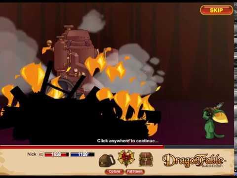Dragonfable Falconreach Idle! (Part 2)