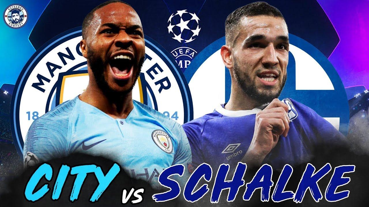 Man City Schalke