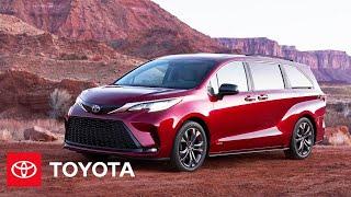 2021 Sienna - Behind the Scenes: Engineering   Toyota