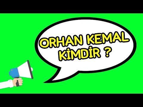 Orhan Kemal Kimdir?