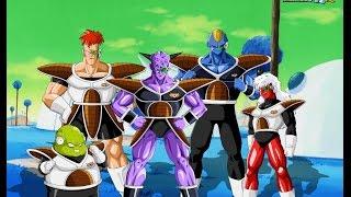 Dragon Ball Z Devolution - El Equipo Ginyu Ataca #3