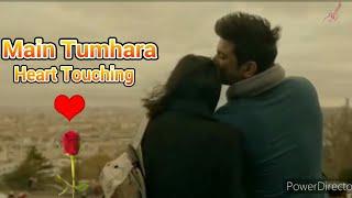 Main Tumhara - Dil Bechara ( Official Song ) | jonita gandhi | Hriday Gattani | AR Rahman