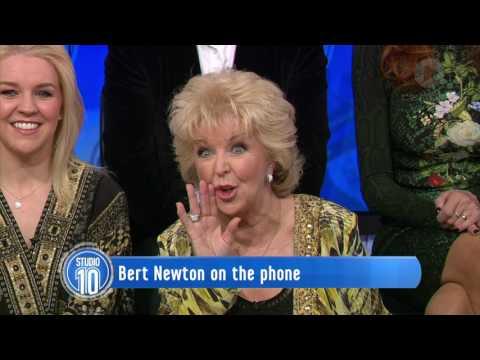 Bert Newton's 'Good Morning Australia' Memories | Studio 10