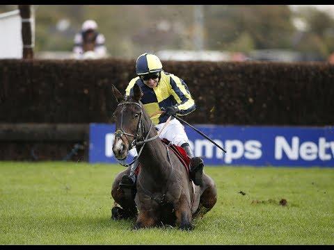 When jockeys stay on!