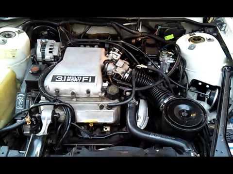Buick Century Limited 1996 ultima edicion 31L V6  YouTube