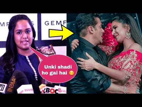 Arpita Khan finally confirms Salman Khan...