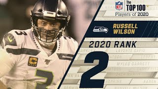 #2: Russell Wilson (QB, Seahawks) | Top 100 NFL Players of 2020