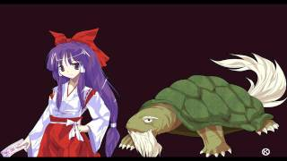 [Midi Version] Touhou 2 Story of Eastern Wonderland Music - Stage 1 Theme - Hakurei ~ Eastern Wind