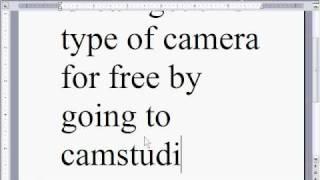 free desktop camera