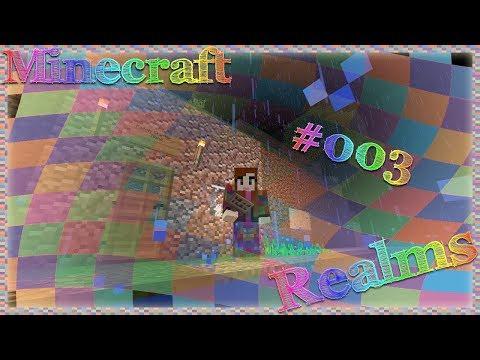 Minecraft Realms - Episode 003 - The Mansion Begins