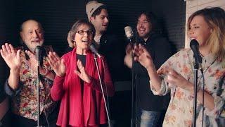 """Sharon & Bram - """"Peanut Butter"""" feat. Kevin Drew & Max Kerman"""