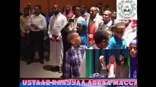 """""""NEW"""" Raayyaa Abbaa Maccaa @ Tawfiq islamic Center Conference"""
