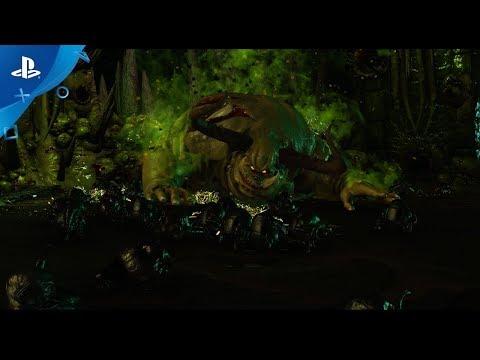 Warhammer: Chaosbane - Launch Trailer   PS4
