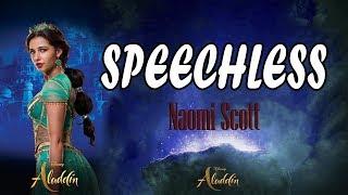 Naomi Scott - Speechless (Tradução) ♫
