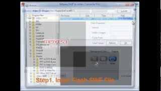 SWF to Facebook - How to Upload Flash SWF Files to Facebook
