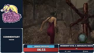 Resident Evil 4: Separate Ways by MindCtrllers in 26:58