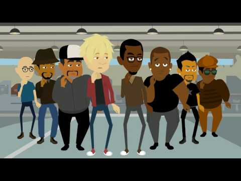 "Brian Culbertson ""Mile Sauce"" Cartoon by Andre Forbes"