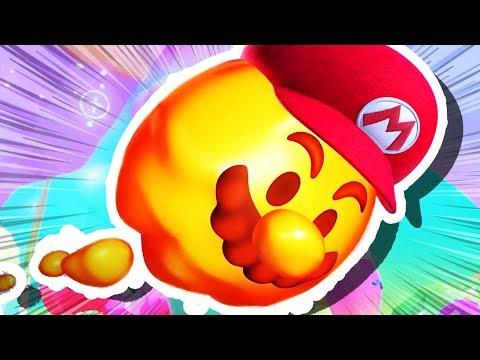 FIREBALL MARIO!!! (Super Mario Odyssey #5)