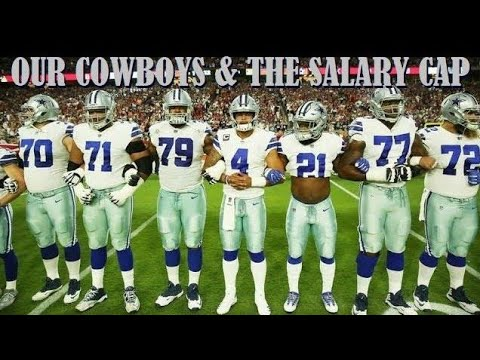 OUR COWBOYS & THE SALARY CAP: Who Do We Cut? Re-Sign? Free Agents?