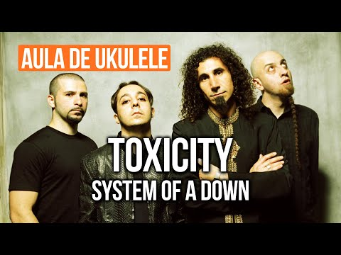 Aula de ukulele: Toxicity (System of a Down) com KzmA