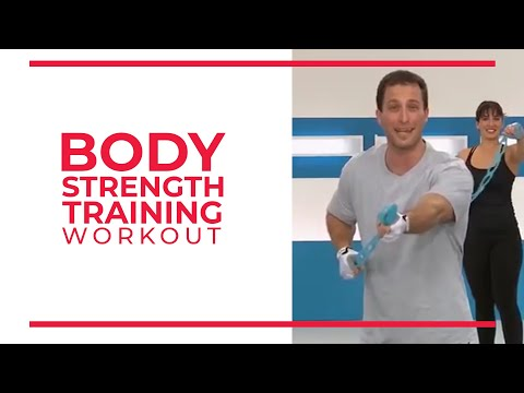 Strength Training Workout With Nick   Walk at Home